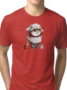 GoggleSheep - Bubba Ruff Tri-blend T-Shirt