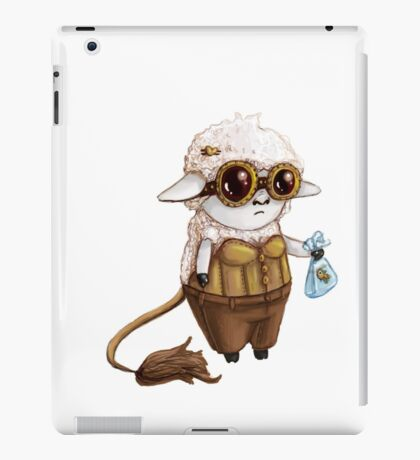 GoggleSheep - Atta iPad Case/Skin