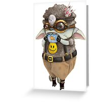 GoggleSheep - Gummi  Greeting Card