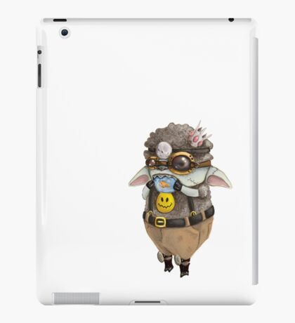 GoggleSheep - Gummi  iPad Case/Skin
