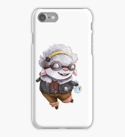 GoggleSheep - Kina iPhone Case/Skin