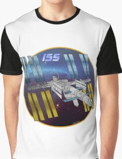 International Space Station Graphic T-Shirt
