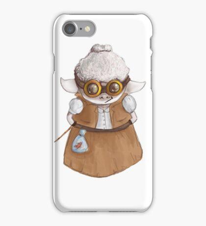 GoggleSheep - Miss Kali iPhone Case/Skin