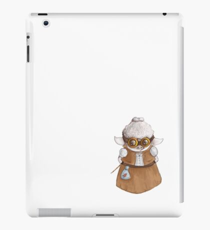 GoggleSheep - Miss Kali iPad Case/Skin
