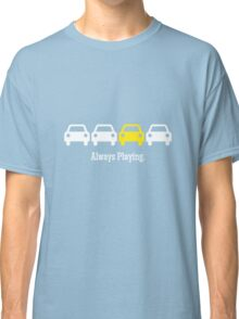 Cabin Pressure - Always Playing Yellow Car Classic T-Shirt