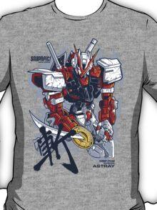 Astray Gundam T-Shirt
