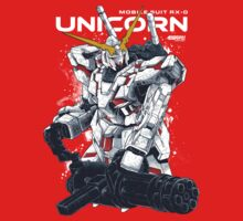 Unicorn Gundam by Snapnfit