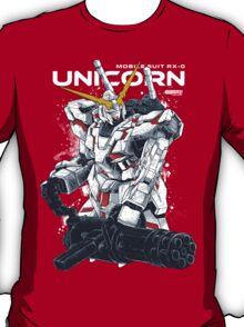 Unicorn Gundam T-Shirt