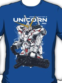 Unicorn Gundam T-Shirt