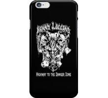 Heavy Metal Kenny Loggins iPhone Case/Skin