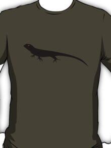 Lizard Silhouette T-Shirt