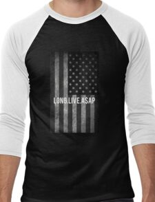 ASAP ROCKY FLAG Men's Baseball ¾ T-Shirt