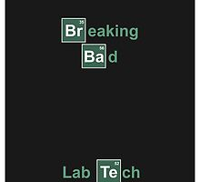 Breaking Bad - Lab Tech [Phone Case] by Ilcho Trajkovski