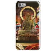 American Buddha iPhone Case/Skin