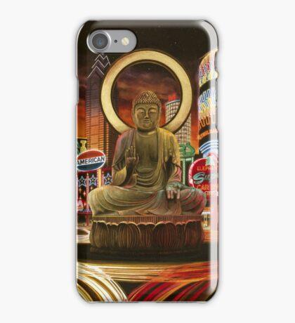 American Buddha iPhone Case/Skin
