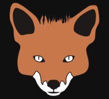 Fox One Piece - Short Sleeve