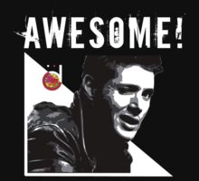 Dean Winchester from Supernatural Awesome One Piece - Long Sleeve