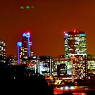 London view in the night.. by Arvind Singh