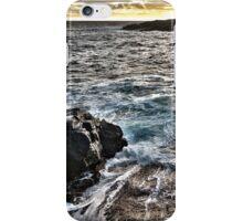 North sea island iPhone Case/Skin