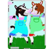 Moohug Designs, Cows iPad Case/Skin