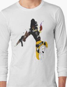 Chief Keef|GloGang|GBE|300 Long Sleeve T-Shirt