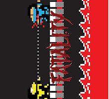 Mortal Kombat 8bit Fatality by xAurom