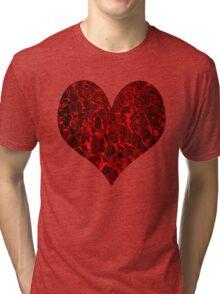 Dark Heart Tri-blend T-Shirt