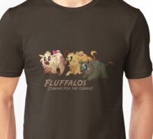 Fluffalos - Coming for the Cuddle Unisex T-Shirt