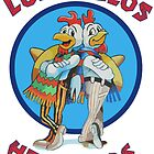 Breaking Bad - Los Pollos Hermanos by Bastien13