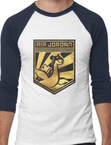 """AIR JORDEN!"" Twitch Plays Pokemon Merchandise! Men's Baseball ¾ T-Shirt"