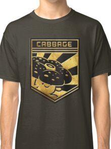 """CABBAGE!"" Twitch Plays Pokemon Merchandise! Classic T-Shirt"