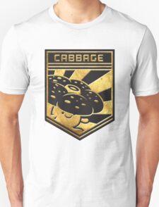 """CABBAGE!"" Twitch Plays Pokemon Merchandise! T-Shirt"