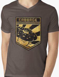 """CABBAGE!"" Twitch Plays Pokemon Merchandise! Mens V-Neck T-Shirt"