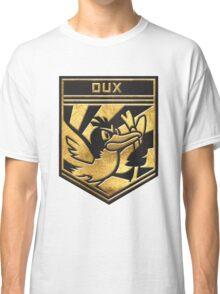"""DUX!"" Twitch Plays Pokemon Merchandise! Classic T-Shirt"