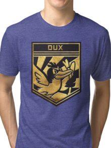 """DUX!"" Twitch Plays Pokemon Merchandise! Tri-blend T-Shirt"