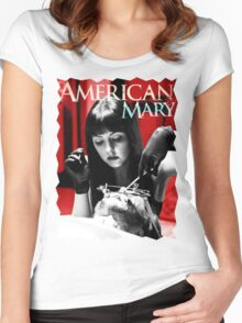American Mary Women's Fitted Scoop T-Shirt