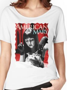 American Mary Women's Relaxed Fit T-Shirt