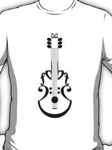 Guitar Notation T-Shirt
