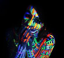 Black Light 2 by Paula Bielnicka