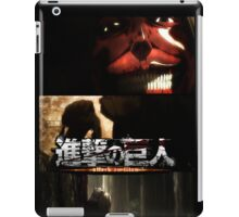 Attack On titan's Epicness iPad Case/Skin