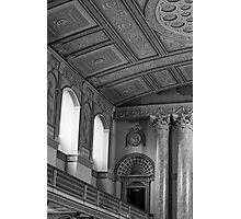 Greenwich chapel Photographic Print