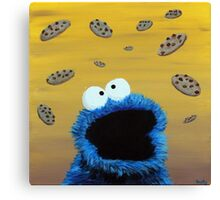 Cookie Dawn Canvas Print