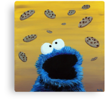 Cookie Dawn Canvas Print