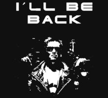 Terminator - I´ll be back by Nimus Vancel