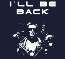 Terminator - I´ll be back Baby Tee