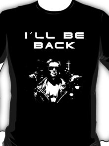 Terminator - I´ll be back T-Shirt