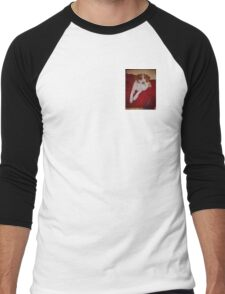 Dogdog Men's Baseball ¾ T-Shirt
