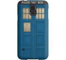 Blue Box - Samsung Galaxy Case Samsung Galaxy Case/Skin