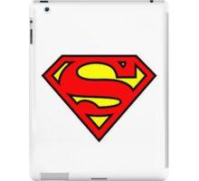 superman iPad Case/Skin