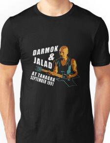 Darmok & Jalad at Tanagra ST TnG (Dark ONLY) Unisex T-Shirt